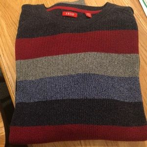 Men's Izod 100% cotton sweater! XXL